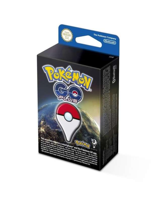 Pokémon GO Plus,Clip.1082166 -  - Bøger -  - 0045496395216 -