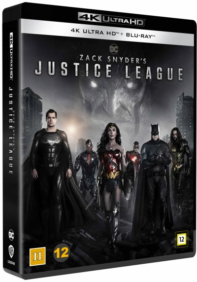 Zack Snyder's Justice League -  - Film -  - 7333018019218 - May 24, 2021