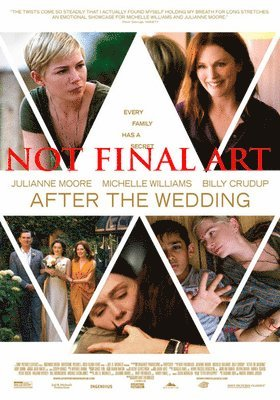 After the Wedding - After the Wedding - Film -  - 0043396562219 - 12/11-2019