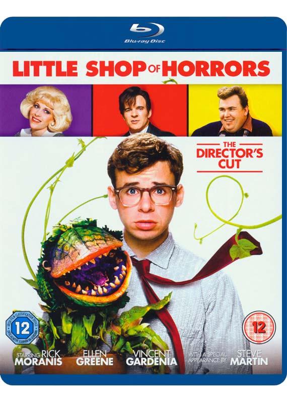 Little Shop of Horrors - Movie - Film - WARNER HOME VIDEO - 5051892143219 - 20/5-2020