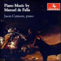Piano Music - De Falla / Poulenc / Cutmore - Musik - CENTAUR - 0044747295220 - 28/10-2008