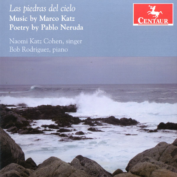 Las Piedras Del Cielo - Naomi Katz Cohen - Musik - CENTAUR - 0044747323220 - April 30, 2013