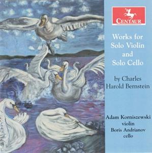 Works for Solo Violin - C.h. Bernstein - Musik - CENTAUR - 0044747336220 - 22/10-2014