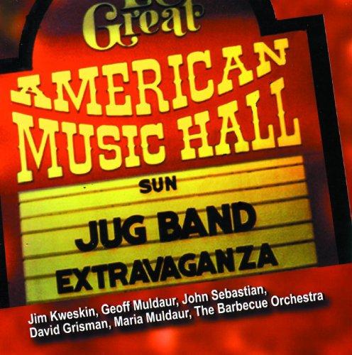 Jug Band Extravaganza - Jug Band Extravaganza - Musik - FOLK ERA - 0045507148220 - June 30, 1990