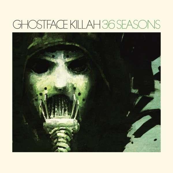 36 Seasons - Ghostface Killah - Musik - RAP / HIP HOP - 0661868180220 - December 9, 2014