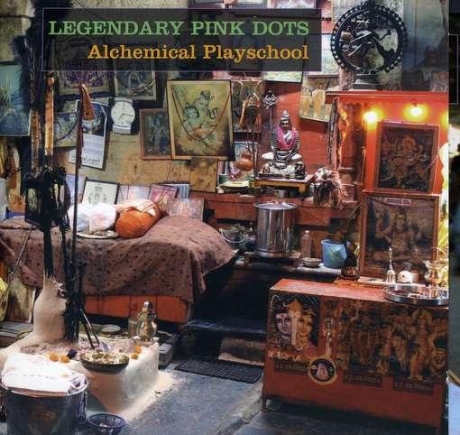Alchemical Playschool - Legendary Pink Dots - Musik - CACIOCAVALLO - 0753907333220 - June 30, 1990