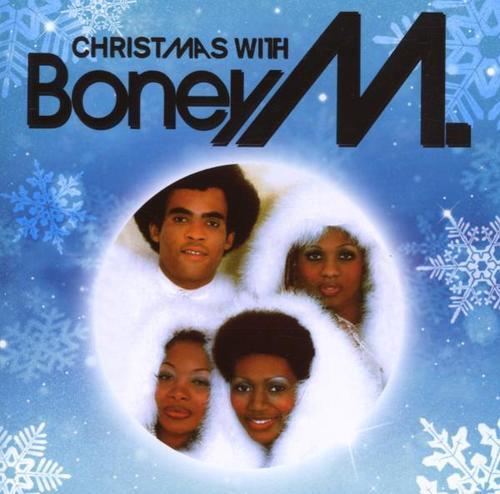 Christmas with Boney M. - Boney M - Musik - SONY MUSIC - 0886971403220 - November 21, 2007