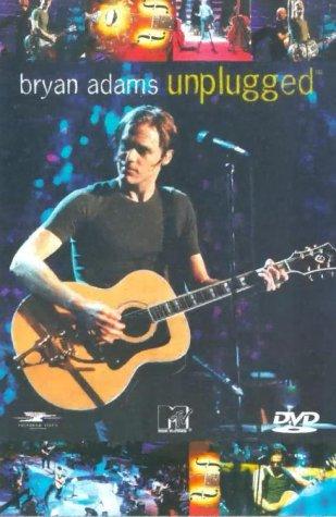 MTV Unplugged - Bryan Adams - Film - POLYGRAM - 0044005815221 - 6/4-2006