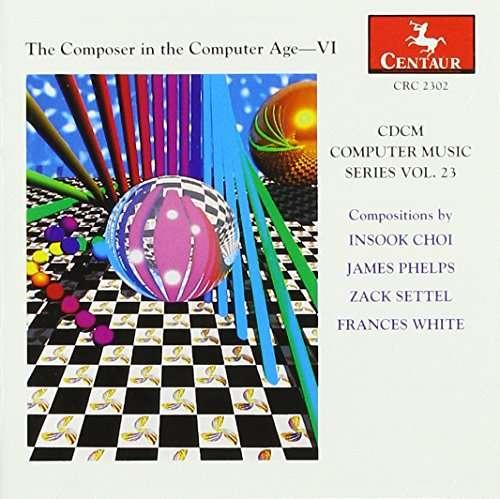 Cdcm Computer Music V.23 - V/A - Musik - CENTAUR - 0044747230221 - 21/5-2014
