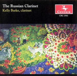 Russian Clarinet / Various - Russian Clarinet / Various - Musik - CENTA - 0044747256221 - 21/5-2002