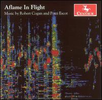 Aflame in Flight - Cogan / Escot / Claremont String Quartet - Musik - Centaur - 0044747272221 - 29/11-2005