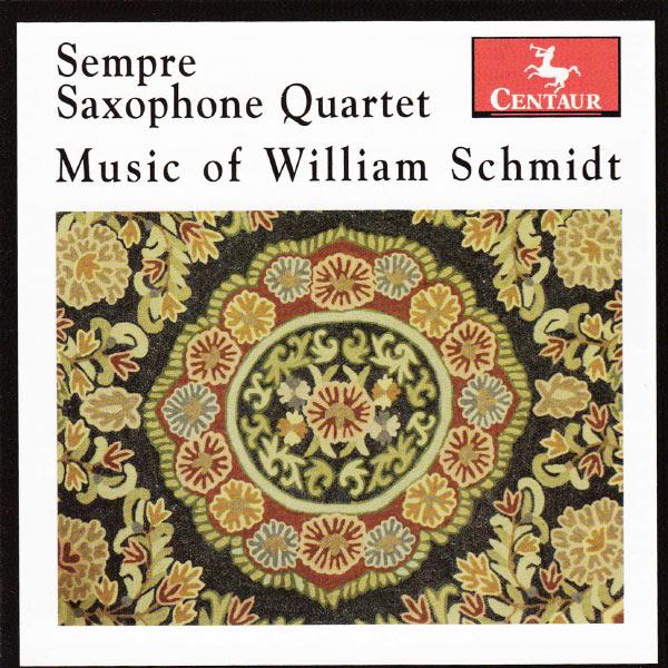Music of William Schmidt - W. Schmidt - Musik - CENTAUR - 0044747326221 - April 30, 2013