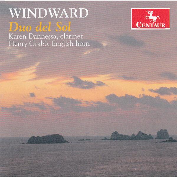 Windward - Duo Del Sol - Loeb / Duo Del Sol - Musik - DAN - 0044747342221 - 14/8-2015
