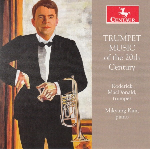 Trumpet Music of the 20th / Various - Trumpet Music of the 20th / Various - Musik -  - 0044747368221 - 12/2-2021