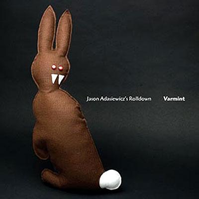 Varmint - Jason Rolldown Adasiewicz - Musik - CUNEIFORM REC - 0045775029221 - 29/9-2009