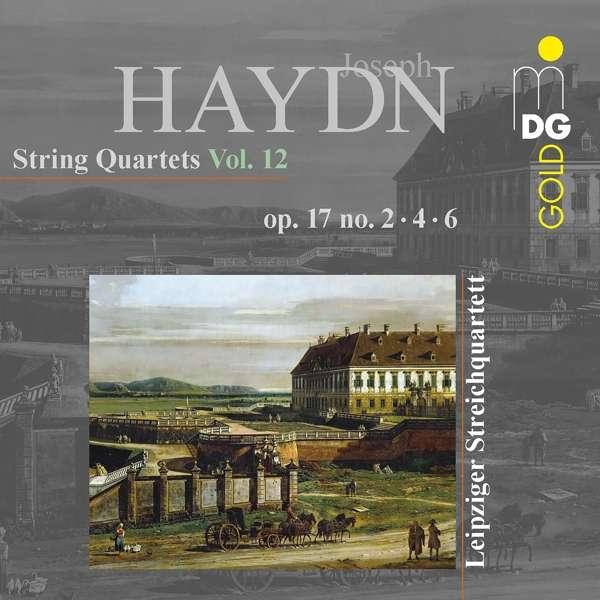 Complete String Quartets Vol.11: Op.17 Nos.2, 4 & 6 - J. Haydn - Musik - MDG - 0760623214221 - 27/3-2020