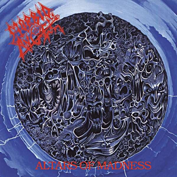Altars of Madness - Morbid Angel - Musik - METAL - 0817195020221 - 15/1-2021
