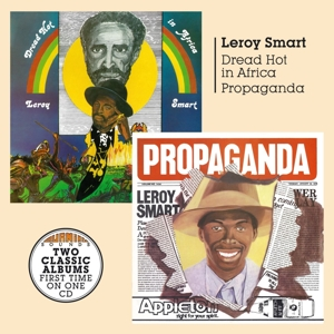 Dread Hot in Africa Propaganda - Leroy Smart - Musik - DREAM CATCHER - 5036436099221 - 28/4-2016