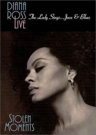 Lady Sings Jazz & Blues: Stolen Moments - Diana Ross - Musik - MOTOWN - 0044001733222 - 17/3-2017
