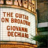 Guitar on Broadway - De Chiaro - Musik - Centaur - 0044747217222 - 30/11-1993