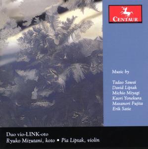 Music for Koto and Violin - Duo Vio-link-oto - Musik - CENTAUR - 0044747288222 - 12/2-2008