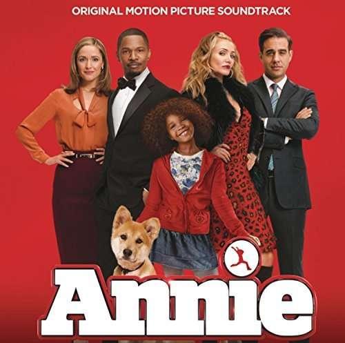 Annie-original Motion Picture Soundtrack - Annie - Musik -  - 0888750343222 -
