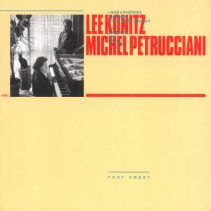 Toot Sweet - Konitz,lee / Michel Petrucciani - Musik - EMARCY - 0044001343223 - 12/3-2001
