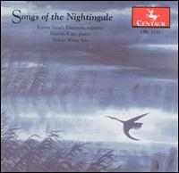Songs of the Nightingale / Various - Songs of the Nightingale / Various - Musik - Centaur - 0044747223223 - 21/11-1995