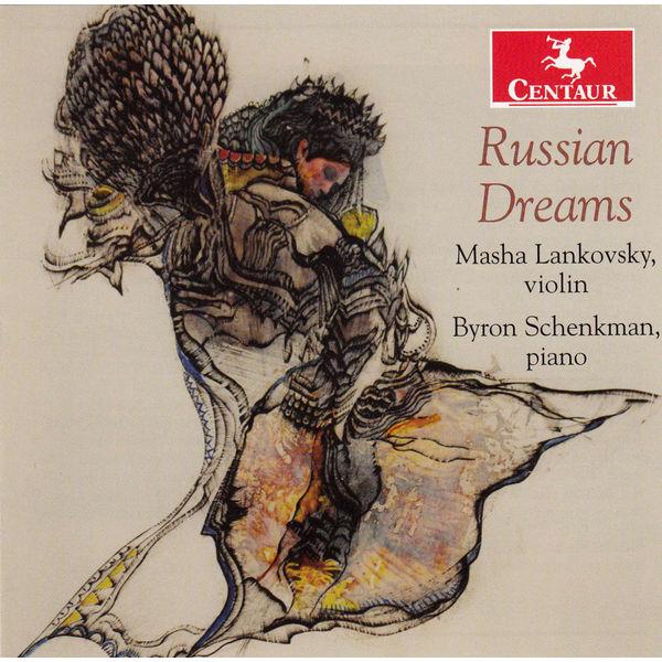 Russian Dreams - Prokofiev / Medtner / Roslavet / Scriabin - Musik - Centaur - 0044747335223 - 12/8-2014