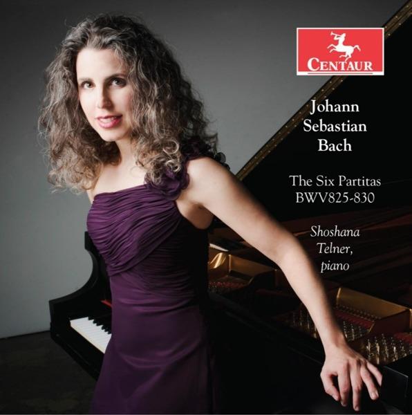 6 Partitas Bwv 825-830 - J.s. Bach - Musik - CENTAUR - 0044747364223 - February 28, 2019