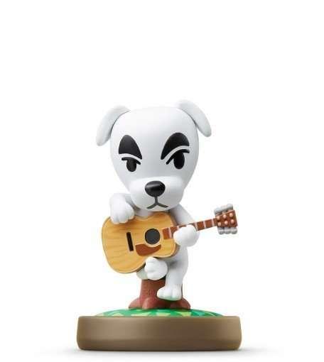 Amiibo Animal Cr.k.k.,figur.1079666 -  - Bøger -  - 0045496353223 -
