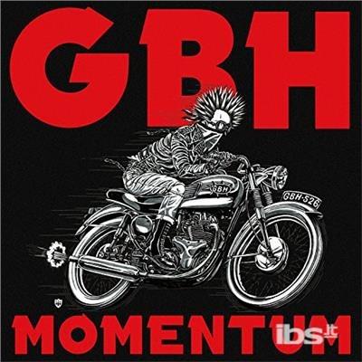 Momentum - Gbh - Musik - HELLCAT - 0045778053223 - 8/11-2017