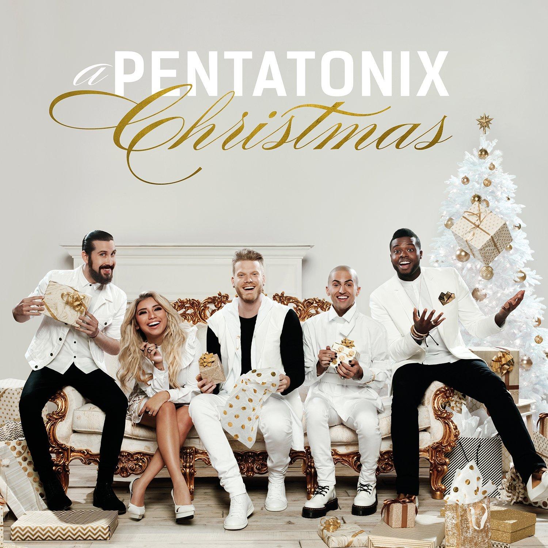A Pentatonix Christmas - Pentatonix - Musik - RCA - 0889853628223 - 21/10-2016