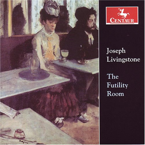 Futility Room - Joseph Livingstone - Musik - CENTAUR - 0044747284224 - 30/4-2014