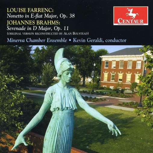 Nonetto in Eb Major Op.38 - Minerva Chamber Ensemble - Musik - CENTAUR - 0044747309224 - March 21, 2012