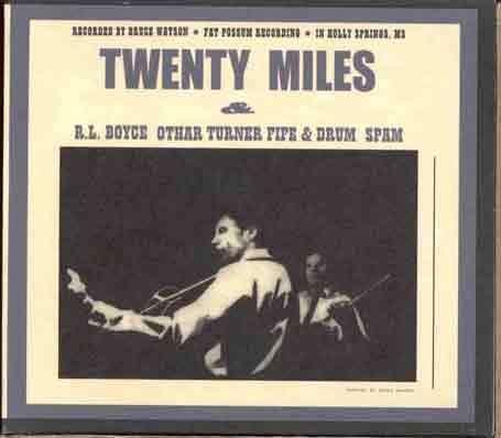 20miles - 2o Miles - Musik - FAT POSSUM RECORDS - 0045778030224 - June 30, 2009