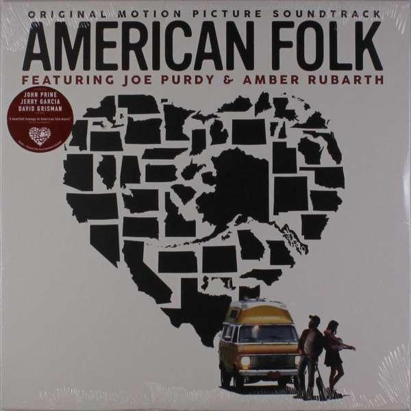 American Folk (Original Motion Picture Soundtrack) - V/A - Musik - SOUNDTRACK - 0752830511224 - January 26, 2018