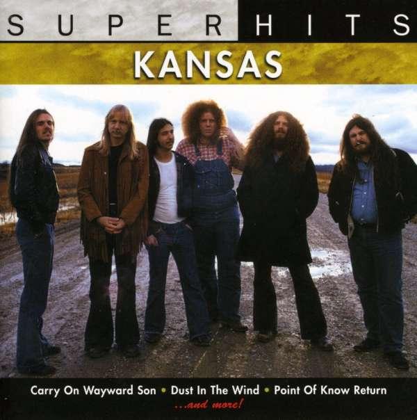 Super Hits - Kansas - Musik -  - 0886970840224 - 1970