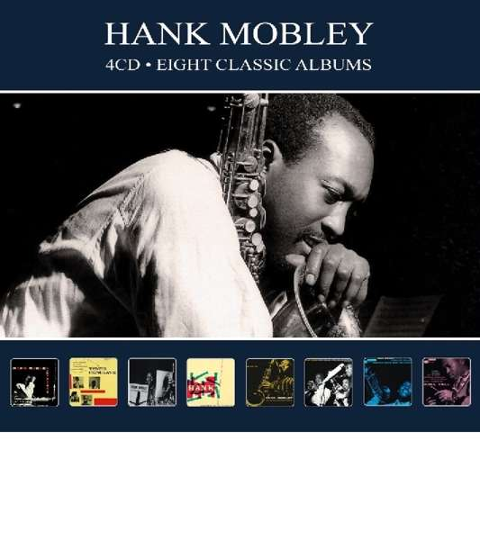 Eight Classic Albums - Hank Mobley - Musik - REEL TO REEL - 5036408211224 - 24/5-2019