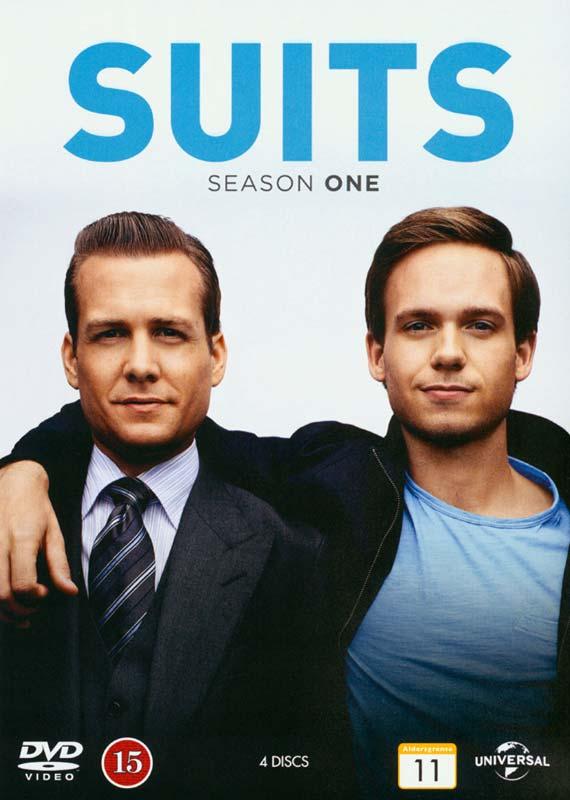 Suits - Season 1 - Suits - Film - JV-UPN - 5050582898224 - 12/9-2012