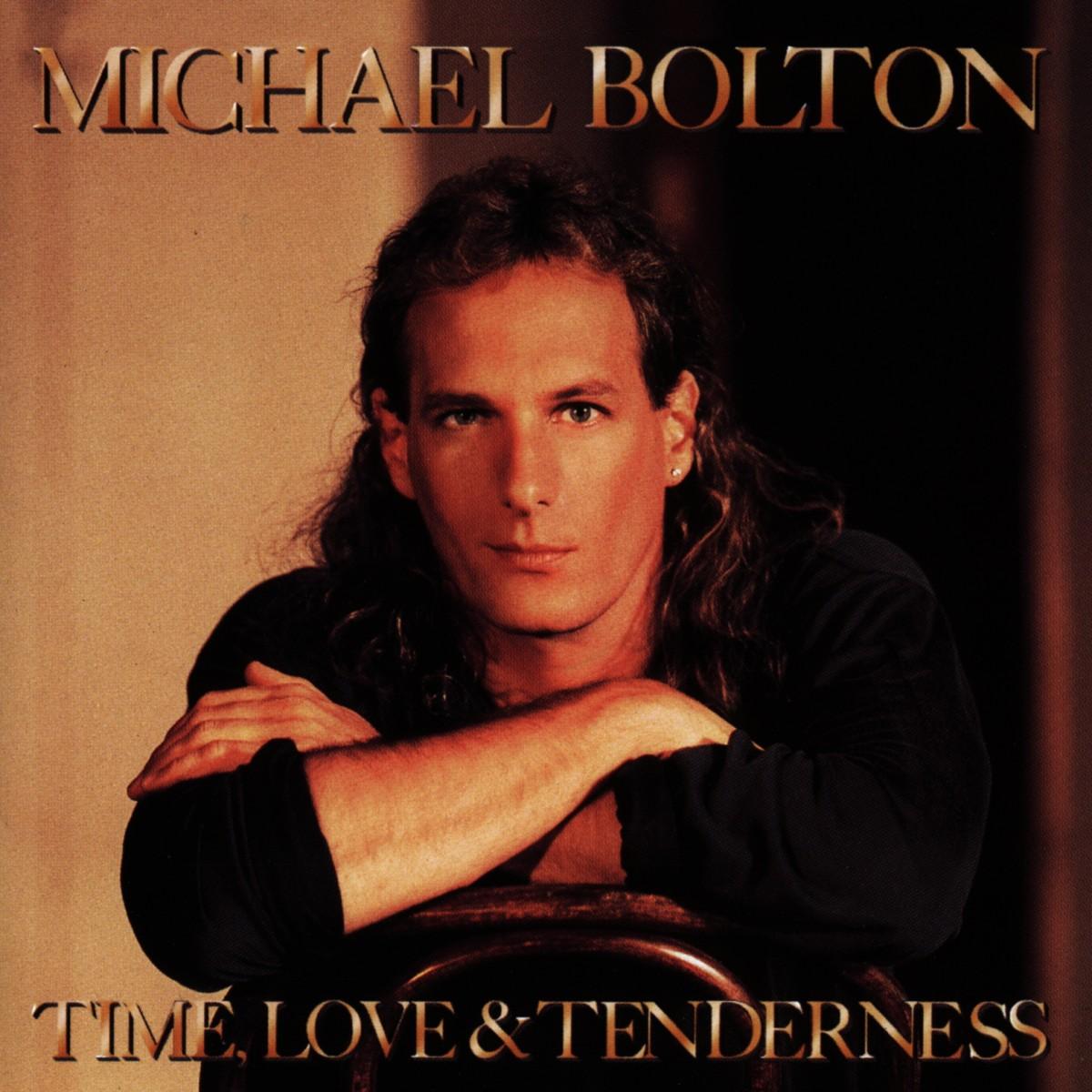 Time Love & Tenderness - Michael Bolton - Musik - CBS - 5099746781224 - 25/3-2019