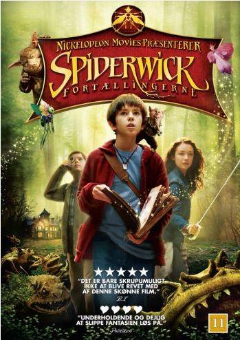 Spiderwick Fortaellingerne - Spiderwick Cronicles - Film - PARAMOUNT - 7332431029224 - 12/8-2008