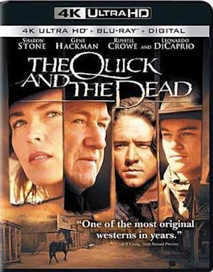 Quick & the Dead - Quick & the Dead - Film -  - 0043396543225 - July 17, 2018
