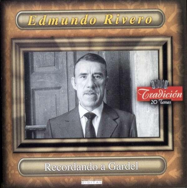 Recordando a Gardel - Edmundo Rivero - Musik - DBN - 0044001646225 - February 17, 2002