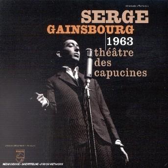 Theatre Des Capucines - Serge Gainsbourg - Musik - UNIVERSAL - 0044007727225 - 22/11-2004