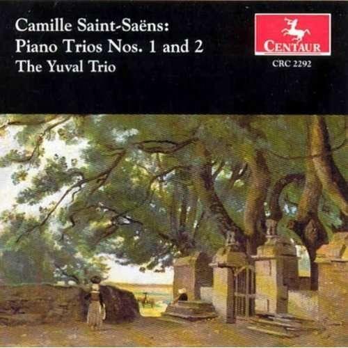 Piano Trios 1 & 2 - Saint-saens - Musik - CENTA - 0044747229225 - 18/2-1997