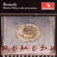 Remedy - Stockhausen / Burtner / Dillon / Delio / Palter - Musik - Centaur - 0044747274225 - 30/5-2006