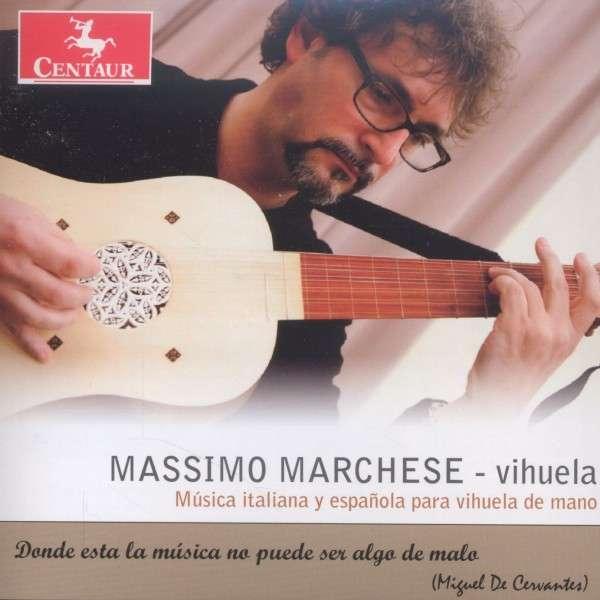 Si Amores Me Han De Matar - Massimo Marchese - Musik - CENTAUR - 0044747331225 - July 18, 2014