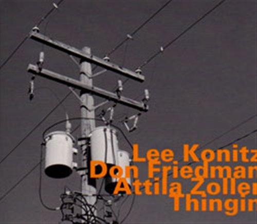 Thingin - Konitz / Friedman / Zoller - Musik - HATOLOGY - 0752156069225 - May 27, 2010