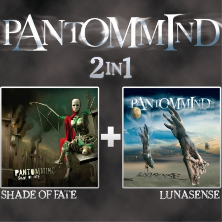 Shade of Fate / Lunasense - Pantomind - Musik - Made in Germany Music - 4260230930225 - 1970